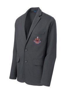 DISCOUNT-FIJI Fraternity Crest - Shield Blazer
