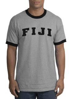 FIJI Fraternity - Most Popular T-Shirt for FIJI Fraternity