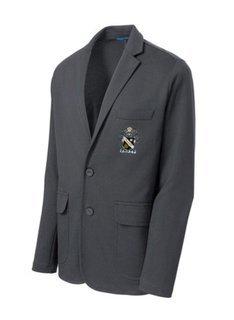 DISCOUNT-Sigma Nu Crest - Shield Blazer