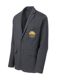 DISCOUNT-Sigma Pi Crest - Shield Blazer