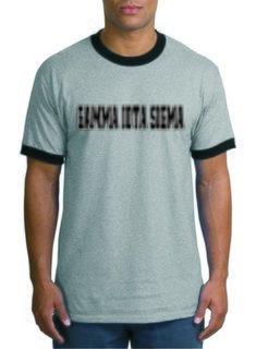 Gamma Iota Sigma Ringer T-shirt