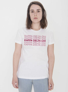 Kappa Delta Chi Thank You For Shopping Tee - Comfort Colors