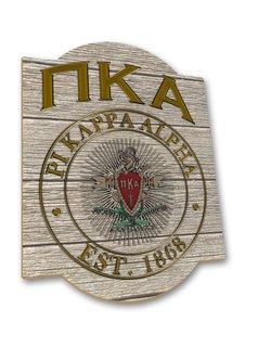 Pi Kappa Alpha Traditional Sign