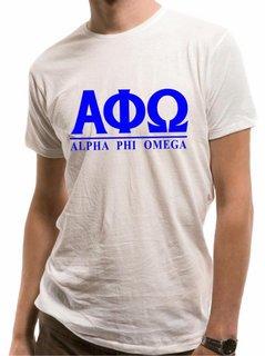 Alpha Phi Omega Bar Shirt