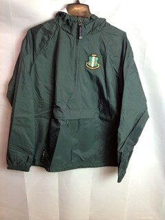 Super Savings - Alpha Kappa Alpha Anorak - Forest Green