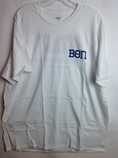 Super Savings - Beta Theta Pi Whale Tee - White