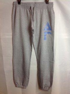 Super Savings - Delta Gamma Junior Core Fleece Pants - Gray