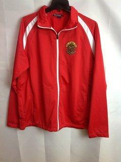 Super Savings - Phi Kappa Psi Medalist Track Jacket - Red - S