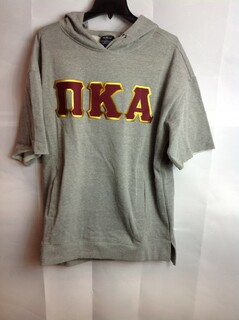Super Savings - Pi Kappa Alpha Coach Hoodie - Gray