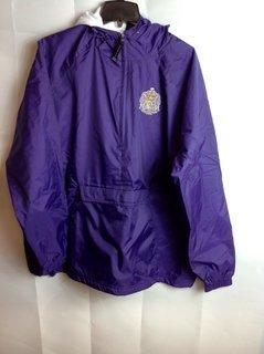 Super Savings - Sigma Alpha Epsilon Anorak - Purple