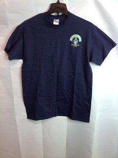 Super Savings - Sigma Chi Crest Emblem T-Shirt - Navy