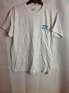Super Savings - Sigma Chi Flag T-Shirt - Gray