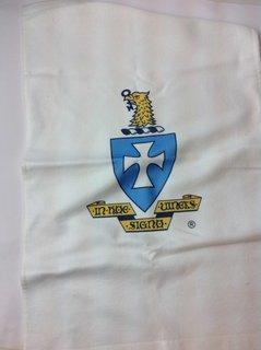 Super Savings - Sigma Chi Printed Hand Towel - Set of 4