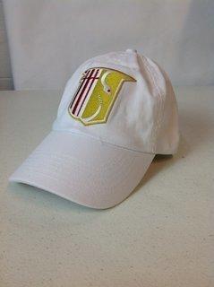 Super Savings - Theta Chi Crest - Shield Hat - White