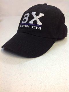 Super Savings - Theta Chi World Famous Line Hat - Black