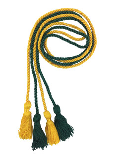 Alpha Sigma Tau Greek Graduation Honor Cords