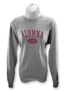 Alumni Long Sleeve Tee