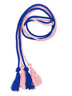 Delta Gamma Greek Graduation Honor Cords
