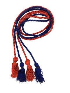 Delta Kappa Epsilon Greek Graduation Honor Cords