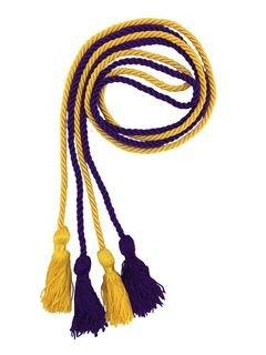 Delta Sigma Pi Greek Graduation Honor Cords