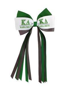 Kappa Delta Streamer Bow