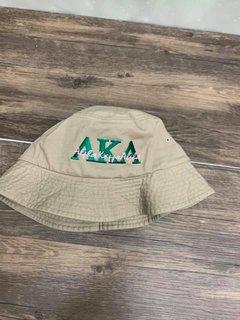 New Super Savings - Alpha Kappa Alpha Bucket Hat - TAN