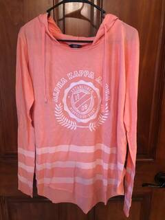 New Super Savings - Alpha Kappa Alpha Pullover - PINK 1 of 2