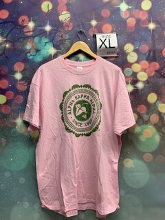 New Super Savings - Alpha Kappa Alpha T-Shirt - PINK