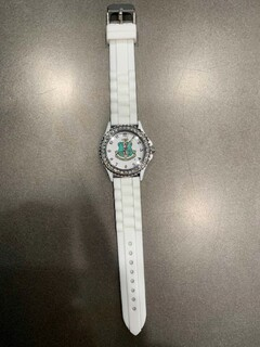 New Super Savings - Alpha Kappa Alpha Watch - WHITE
