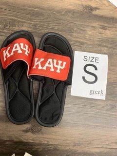 New Super Savings - Kappa Alpha Psi Slides - BLACK AND RED