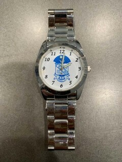 New Super Savings - Phi Beta Sigma Commander Watch - SILVER 1 of 2