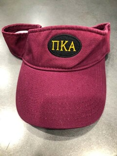 New Super Savings - Pi Kappa Alpha Visor - MAROON