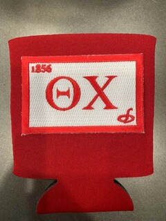 New Super Savings - Theta Chi Can Cooler - RED