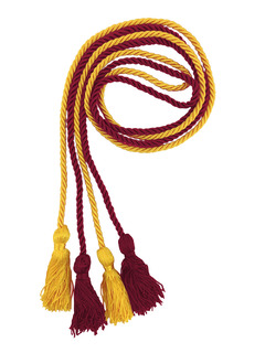 Pi Kappa Alpha Greek Graduation Honor Cords