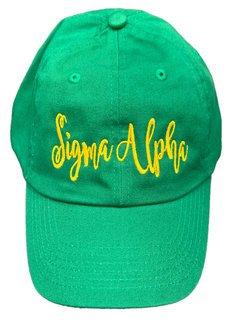 Sigma Alpha Magnolia Skies Ball Cap