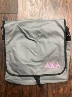 Super Savings - Alpha Kappa Alpha Bag - GREY