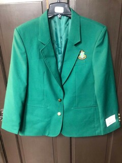 Super Savings - Alpha Kappa Alpha Classic Blazer - GREEN