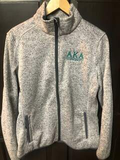 Super Savings - Alpha Kappa Alpha Jacket - GREY