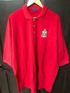 Super Savings - Kappa Alpha Psi Greek Crest Polo - RED
