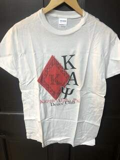 Super Savings - Kappa Alpha Psi T-Shirt - WHITE