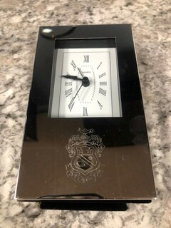 Super Savings - Phi Kappa Psi Mirror Clock - MIRROR