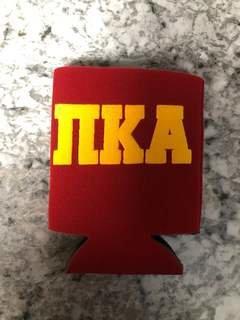 Super Savings - Pi Kappa Alpha Pocket Can Cooler - RED