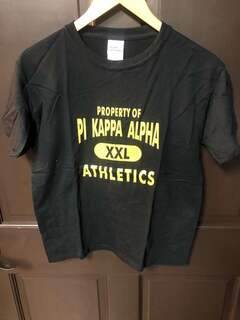 Super Savings - Pi Kappa Alpha Prop Tee - BLACK