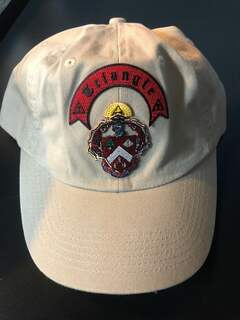 Super Savings - Triangle Crest - Shield Hat - TAN