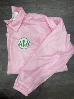 The New Super Savings - Alpha Kappa Alpha Jacket - PINK in size 3XL