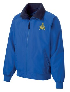 Fraternity & Sorority Greek Challenger Jacket