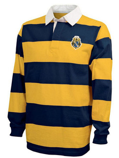 Alpha Phi Omega Rugby Shirt
