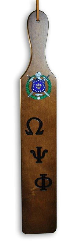 Omega Psi Phi Paddles Discount