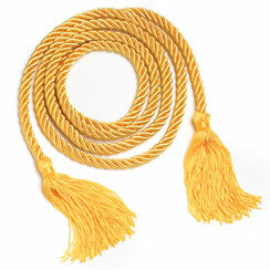 Greek Graduation Honor Cords