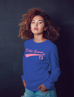 Delta Gamma Tail Sweatshirt